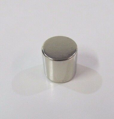 1 Pc 58 N52 Cylinder Super Magnet Exclusive .625 16mm Rare Earth Neodymium