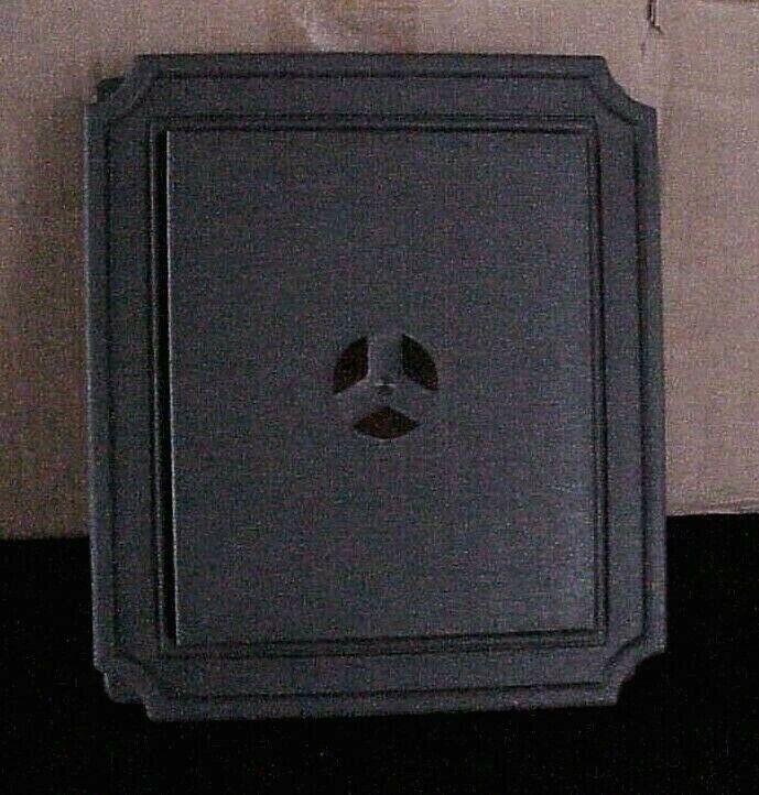 "Exterior Light Mounting Blocks (10) Mid America MountMaster Slate 7""W x 8""H"