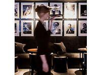 Full-time Bar Waiter/Waitress - New cocktail bar on Greek St - DAKOTA Hotel - Start 13th March