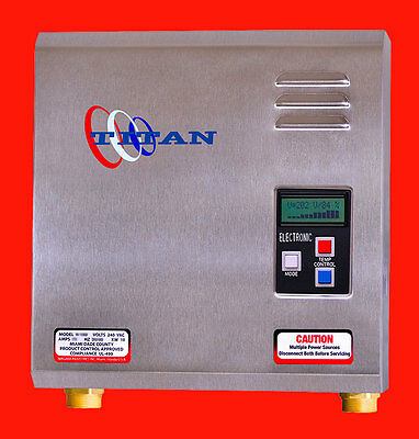 Titan N-270 Tankless Water Heater - New for 2018 Free same day PRIORITY shipping