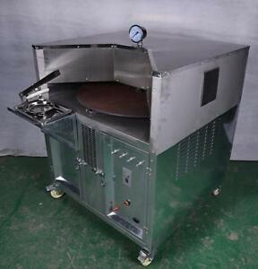 New Rotating Oven for Pizza, Bread & Naan