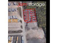 Secure Commercial Storage Yard/Compounds - 200m sq/2150sq ft - Junction 8 M60 Carrington