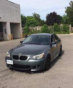 2004 BMW 530i M. (M5 body and exhaust)