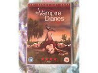 The Vampire Diaries DVD