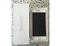 iPhone 6S rose gold 64GB EE