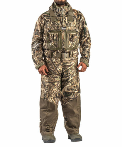 Banded RedZone ELITE 2.0 Insulated Waders Built-In Light Bar Max 5 B1100021-M5