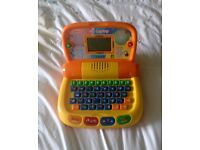 VTECH MY LAPTOP IN GOOD WORKING CONDITION.