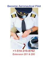 Become Professional Pilot and Secure your Future Better Job