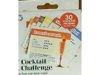 Cocktail Challenge Mats