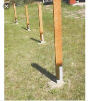 Fence Post Hole Installer Needed Urgently