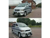 Very clean 9 seater Toyota Hiace Regius (Windtourer)