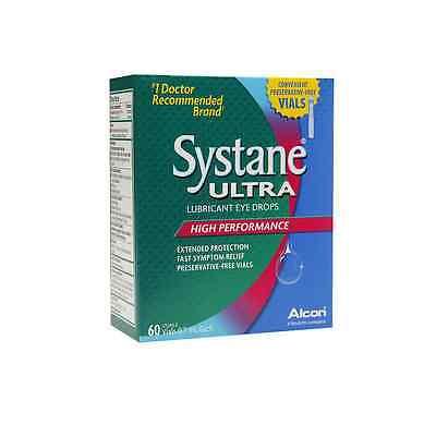 Systane Ultra Unit Dose, 60 ea