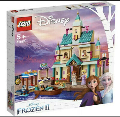 LEGO Disney's FROZEN 2 ARENDELLE CASTLE VILLAGE SET 41167 BRAND NEW!