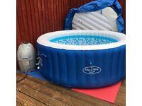 H2O tub hire lurgan (hot tubs)