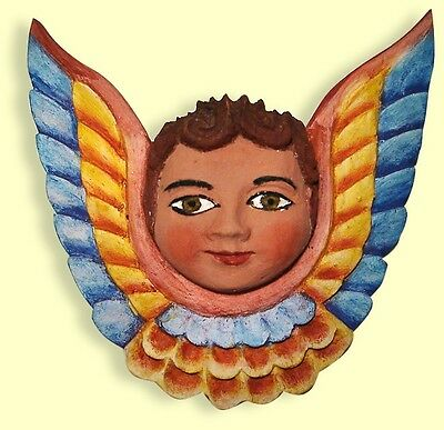 Open Wing Angel Christmas Tree Ornament](Angel Christmas Tree)
