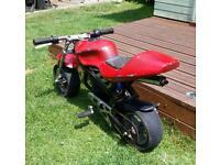 Mini moto £65 if gone today
