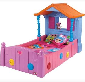 Lalaloopsy Twin bed frame