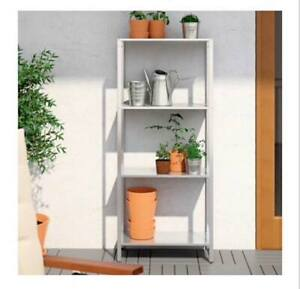 Metal shelf - ikea hyllis unopened