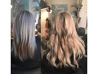 RUSSIAN MONGOLIAN HAIR EXTENSIONS • TAPE • WEAVE • ULTRA TIPS•