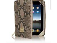 Limited Edition Michael Kors Python Ipad Case