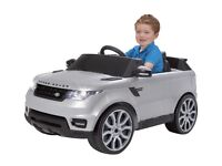 Range Rover (Boxes, Brand New Silver) **Bargain gift**