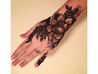 Professional & experienced henna artist (cheap price ensuring design quality) 100% color guarantee