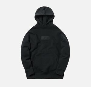 KITH Box Logo (Williams II Hoodie ) - Black