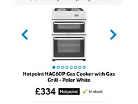 Hotpoint HARG60P Oven