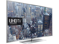 SAMSUNG 55in UHD (4K) SMART LED TV -FREEVIEW HD & FREE SATELLITE HD - 1000hz- WIFI- WARRANTY