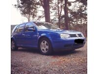 VW Golf for spares/repair