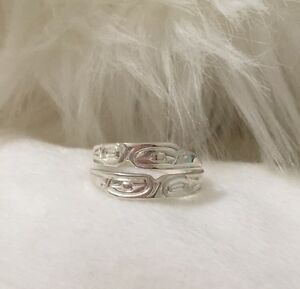 New raven wrap ring