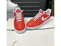3d0de838b14 Custom Nike Air Force 1 s