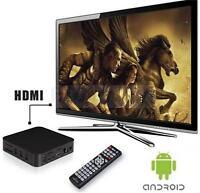 MXQ S805 AMLOGIC KODI ANDROID BOX LIFETIME FREE MOVIES AND TV