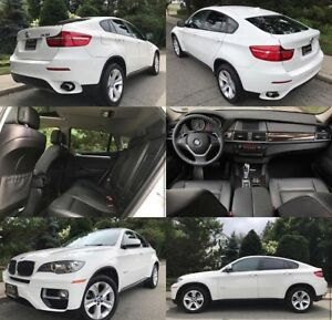 2014 BMW X6 x drive Fully Loaded (No Credit or Good Credit)