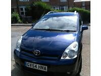 Excellent 7 seater toyota verso