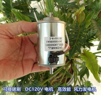 Promotion Sale 1pcs 120v High Power Dc Motor Generator Wind Turbine For Diy