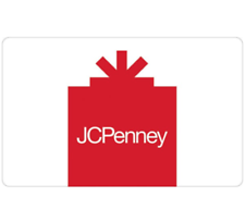 Buy a $25 JCPenney Gift Card and Get an additional $5 code ($30 value) Emailed