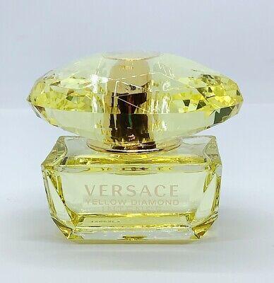 Versace Yellow Diamond Intense 1.7 oz / 50 ml EDP Women Perfume Spray * NoBox *