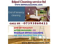 Professional Deep Clean - End of Tenancy - After Builders Cleaning - Carpet cleaning