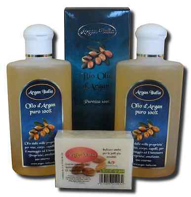 Olio di Argan Vergine Biologico - Olio Vettore Puro al 100%
