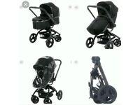 Mothercare Orb black pram