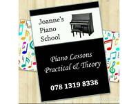 Piano lessons Tuition music - Aughnacloy Caledon emyvale carnteel clogher Augher ballygawley eglish
