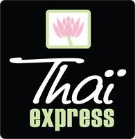 Thai express Cook needed