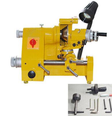 Sharpener End Mill Lathe Drill Bit Knife Grinder 220v Universal Collects U2