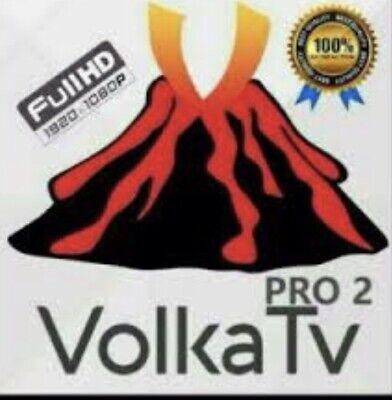 V0LKA PRO 2 ✅ Abonnement 12 Mois ✅ Envoi Rapide ✅ IP*TV