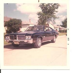 1971 Oldsmobile Cutlass 'S' or 442 clone