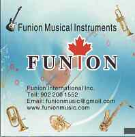 sell/rent/teach musical instruments