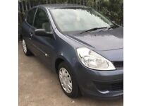 ((2007-07 PLATE )) RENAULT CLIO 1.4 FACELIFT*MOT-MAY 2019*EXCELLENT like vauxhall corsa