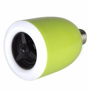 Bluetooth 4.0 Speaker Music Audio with LED E27 AC 110V