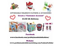 Grubby Hands Clothing & Accessories